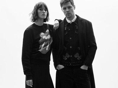 El rock está más vivo que nunca con la colección de Zara inspirada en los Rolling Stones
