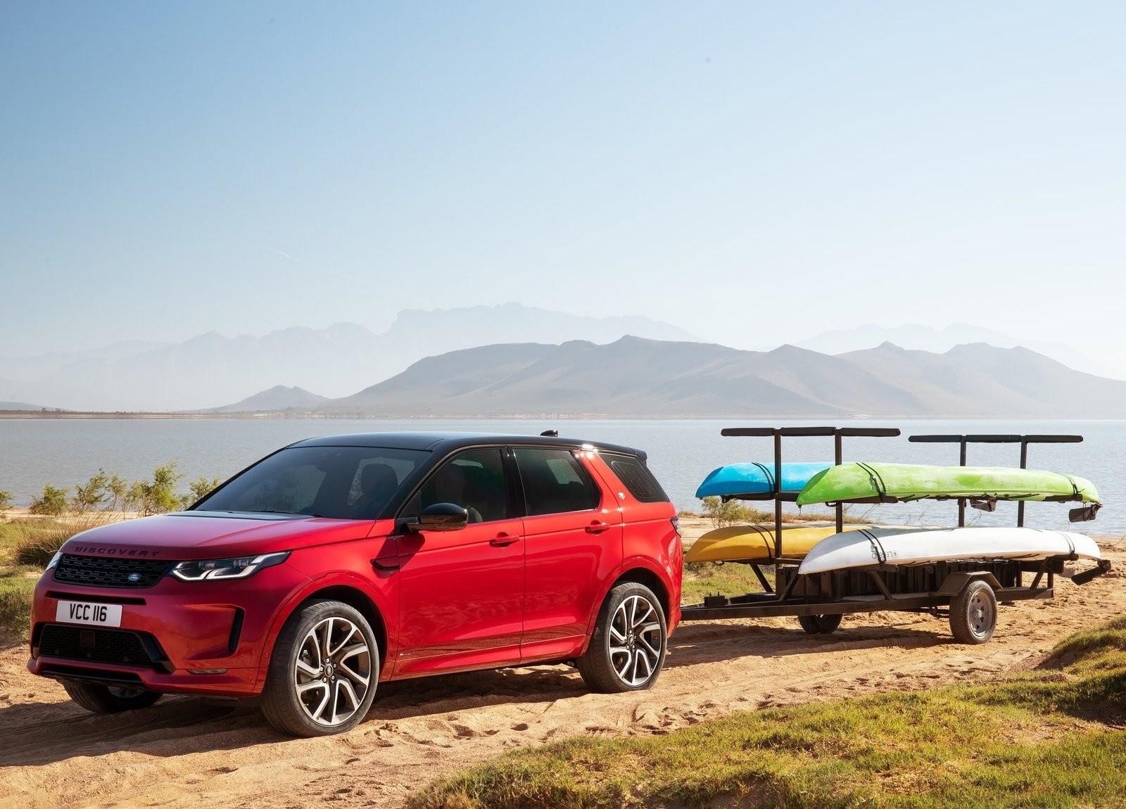 Foto de Land Rover Discovery 2020 (6/24)