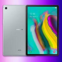 Samsung Galaxy Tab S5e: un finísimo tablet con marcos mínimos centrado en el entretenimiento que viene con Bixby 2.0
