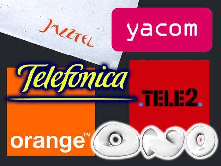 operadoras ADSL