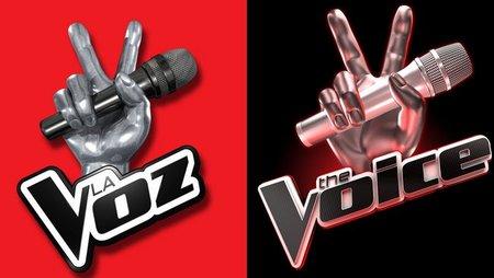 'La Voz' y 'The Voice', diferencias y, sobre todo, similitudes