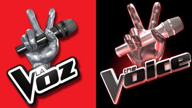 The Voice La Voz