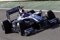 Rubens Barrichello logra el mejor tiempo en Jerez