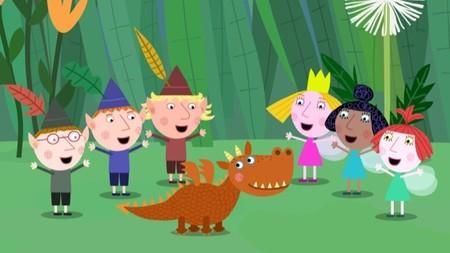 Clan estrena la segunda temporada de El pequeño reino de Ben y Holly