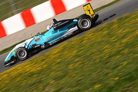Dani Juncadella continuará un año más en las F3 Euro Series