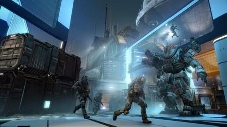 Así es War Games, uno de los nuevos mapas incluidos en Expedition para Titanfall