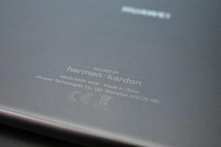 Huawei Matepad Pro Analisis Mexico Sonido Altavoces Harman Kardon