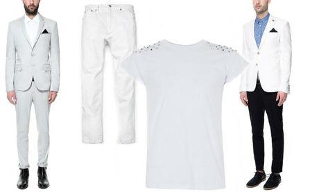 Esta primavera-verano 2013 atento al color blanco