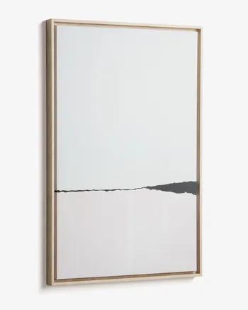 Cuadro Wrigley 60 x 90 cm rosa