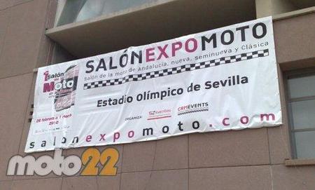 Primer Salón Expomoto de Andalucía: Moto22 pasó por allí