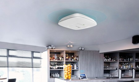 TP-Link CAP1200, un punto de acceso WiFi AC con velocidades de hasta 1200 Mbps