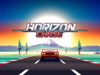 Horizon Chase, acelera y disfruta. Un homenaje al clásico Out Run