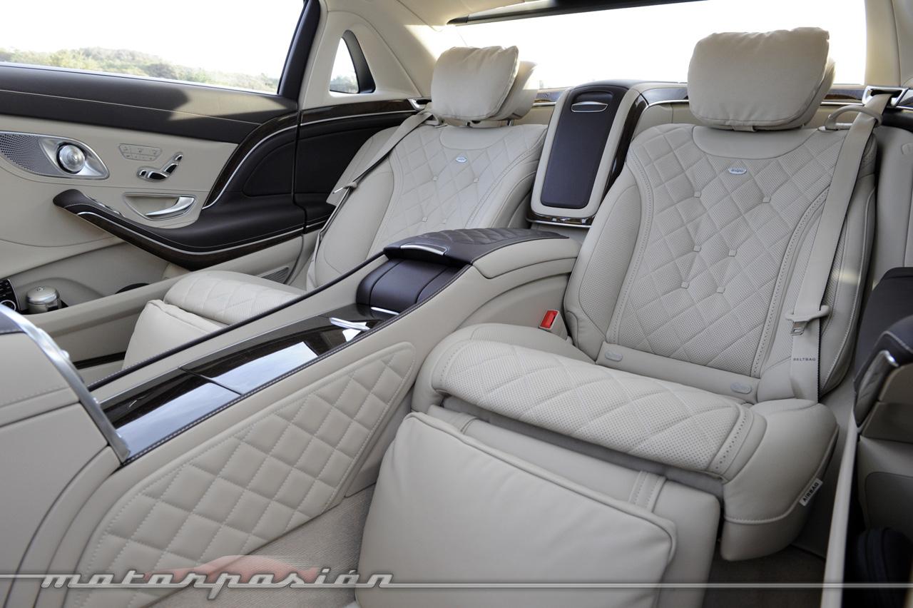 Foto de Mercedes-Maybach Clase S, primeras impresiones (16/31)