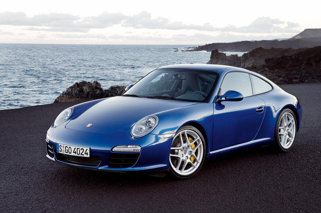 Foto de Nuevo Porsche 911 (2/6)