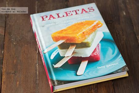Paletas. Libro de recetas