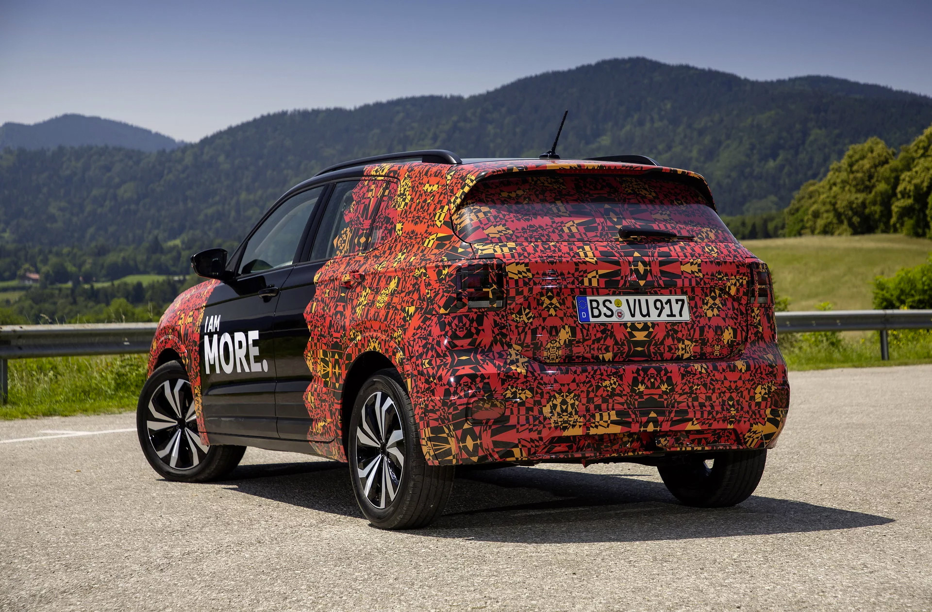 Foto de Volkswagen T-Cross (primeras imágenes) (24/28)
