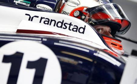 GP Australia F1 2011: ¿Rubinho, en qué estabas pensando?
