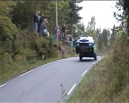La variante noruega del salto de Evgeny Novikov