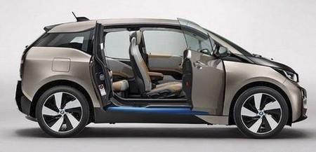 BMW i3 - puertas