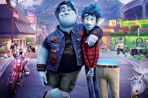 'Onward': otro triunfo para Pixar pese a arriesgar lo justo