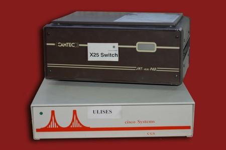 Primeros Conmutadores De Cisco Y De Camtec Adquiridos En Espana Para El Servicio De Correos