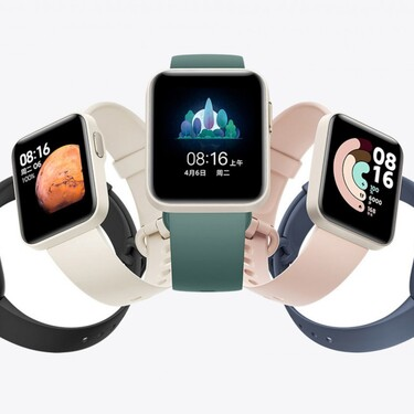 Xiaomi Redmi Watch: el primer reloj de Redmi llega con pantalla a color, siete días de autonomía y un precio para arrasar en ventas