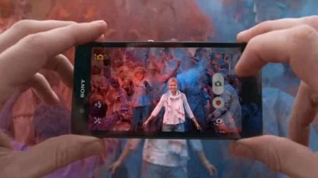 Fotografías y vídeos con el Xperia™ Z: configurando el equipo