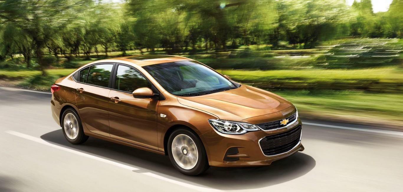 Chevrolet Cavalier llegará a México a finales de año
