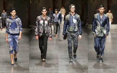 Dolce Gabbana Primavera Verano 2016 002