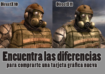 'S.T.A.L.K.E.R.2', DirectX 10 vs. DirectX 11. Encuentra las diferencias... si puedes