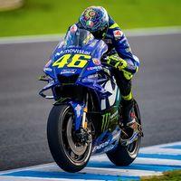 """Valentino Rossi: """"lo más importante no es llegar a los 40 sobre la moto, sino seguir siendo competitivo"""""""