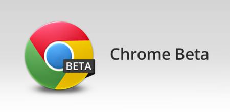 Chrome Beta 48 ya está disponible: soporte de Google Cast y botones en notificaciones