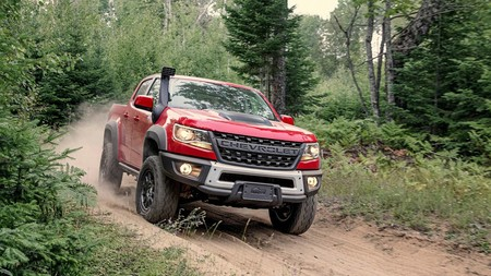 Chevrolet Colorado ZR2 Bison