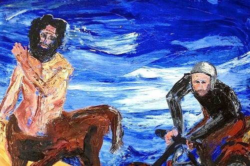 """MOBA, el museo donde se expone el """"arte malo"""""""