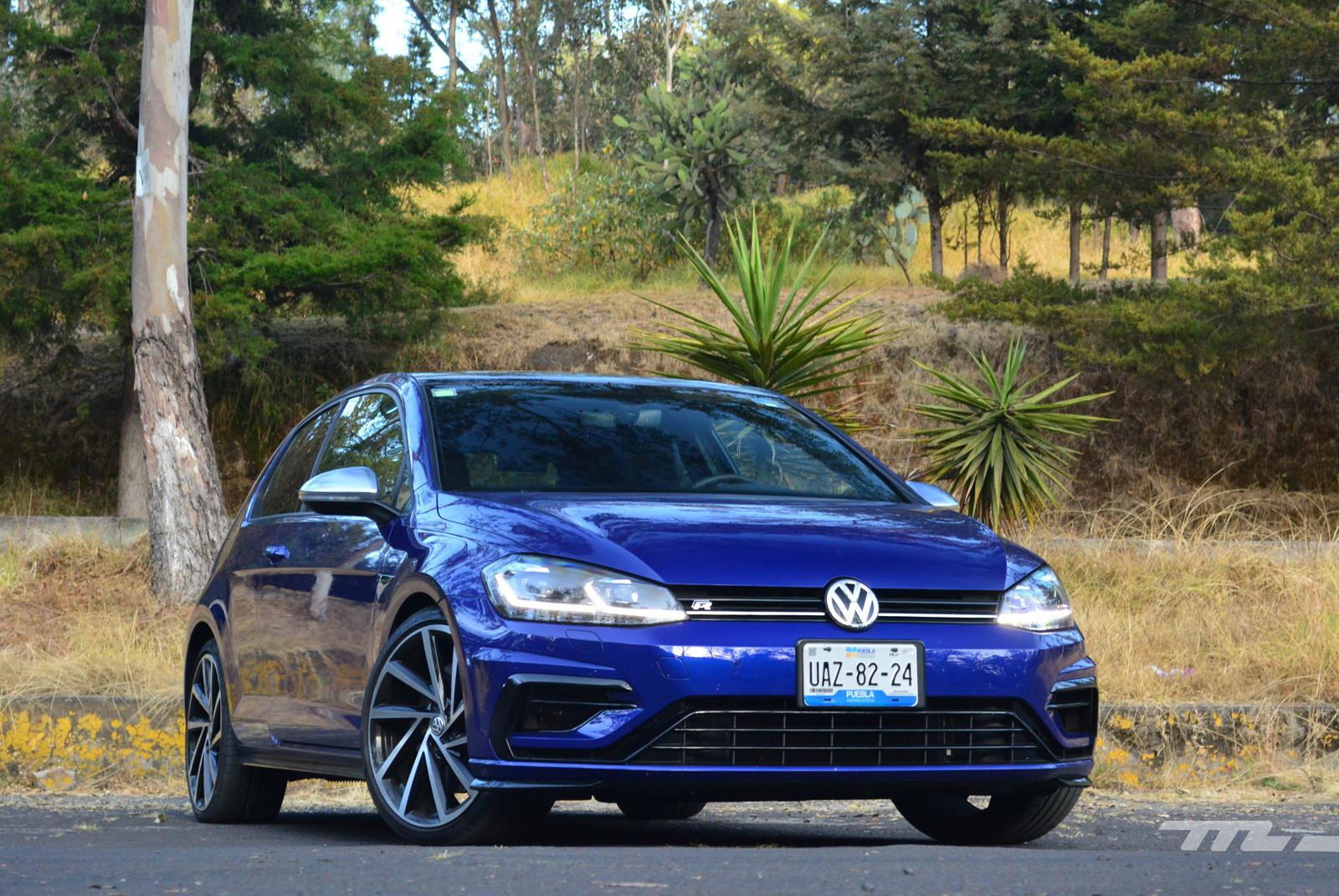 Foto de Volkswagen Golf R (prueba) (1/15)