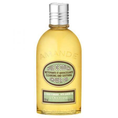 Con el aceite de ducha de L'Occitane no necesitarás leche corporal
