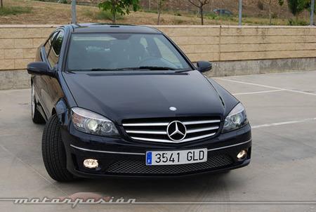Mercedes-Benz CLC 220 CDI automático, prueba de consumo (parte 1)