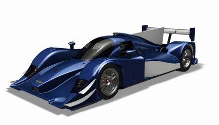 Lola presenta el B11/80, la versión cerrada de su LMP2