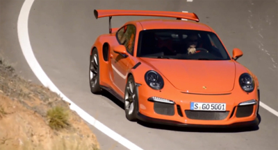 Volverás a babear con este vídeo del Porsche 911 GT3 RS grabado en España