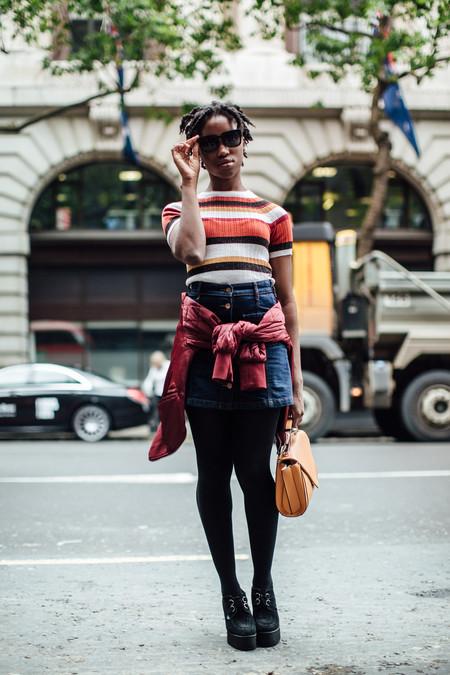 street style primavera 2018 tendencias noventa