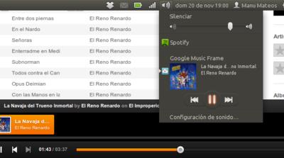 Google Music Frame cambia de nombre y añade soporte a más servicios