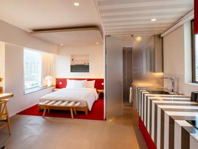 Puertas abiertas: un apartamento fresco y urbano de Lagranja Design