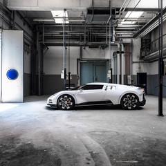 Foto 1 de 16 de la galería bugatti-centodieci en Motorpasión