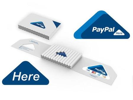 PayPal Here finalmente funciona con tablets Android
