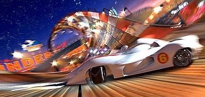 Las carreras en Speed Racer