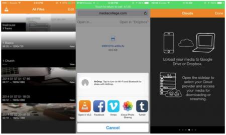 VLC vuelve a estar disponible para dispositivos iOS