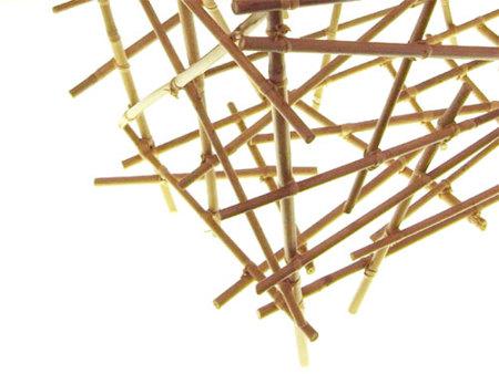 Los hermanos Campana introducen el bamboo en su colección Blow Up para Alessi