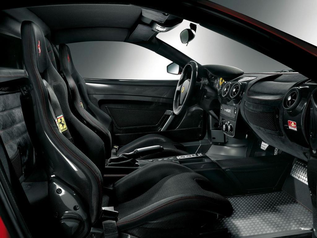 Foto de Ferrari F430 Scuderia, 70 fotos en circuito (1/70)
