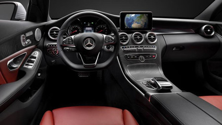 Mercedes-Benz nos enseña el interior del nuevo Clase C