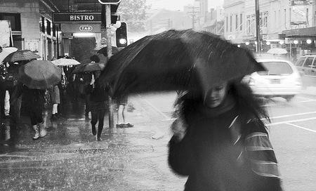 Prepárate para hacer fotos en días de lluvia
